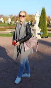 Shoulder Bag Designer. Mustang by Diana Ulanova. Buy on women-bags.com
