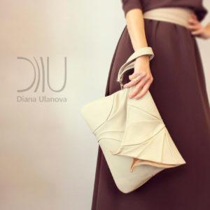 Designer Shoulder Bags On Sale. Leaf Maxi 1 by Diana Ulanova. Buy on women-bags.com