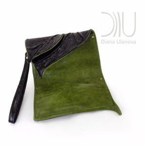 Designer Purses Sale. Wallet Leaves 2 by Diana Ulanova. Buy on women-bags.com