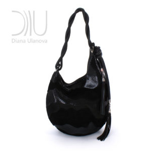 Designer Shoulder Bags For Women. Hive Black by Diana Ulanova. Buy on women-bags.com