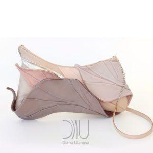 Designer Clutch Bags. Tropic Beige by Diana Ulanova. Buy on women-bags.com