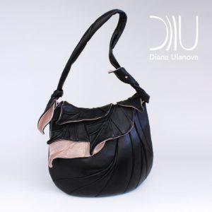 Designer Shoulder Bags. Autumn Legend Black 4 by Diana Ulanova. Buy on women-bags.com