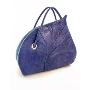 Designer Bags For Women. Birch Leaf Blue by Diana Ulanova. Buy on women-bags.com