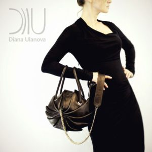 Top Handle Designer Bags. Cocoon Purple 2 by Diana Ulanova. Buy on women-bags.com