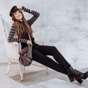 Shoulder Bags Designer. Jockey 2 by Diana Ulanova. Buy on women-bags.com