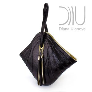 Womens Luxury Handbags. Mignon Black 2 by Diana Ulanova. Buy on women-bags.com
