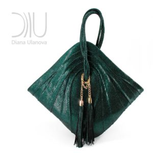 Designer Womens Handbags. Mignon Green by Diana Ulanova. Buy on women-bags.com