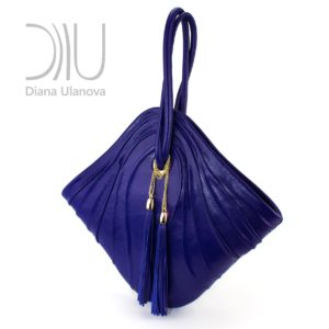 Womens Bags Designer. Mignon Indigo by Diana Ulanova. Buy on women-bags.com