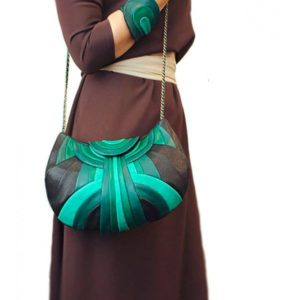 Designer Shoulder Bags For Women. Modern Dark Green 5 by Diana Ulanova. Buy on women-bags.com