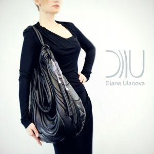Over The Shoulder Bags Designer. Narnia by Diana Ulanova. Buy on women-bags.com