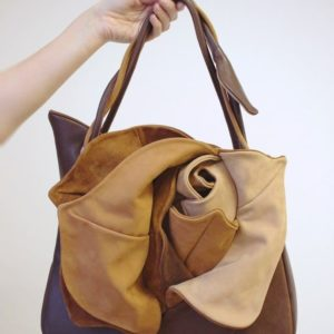 Designers Bags. Rosebud Brown/Beige by Diana Ulanova. Buy on women-bags.com