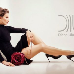 Small Designer Handbags. Rose Mini 6 by Diana Ulanova. Buy on women-bags.com