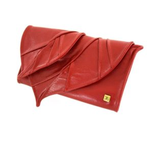 Designers Purses Sale. Wallet Leaves Red 1 by Diana Ulanova. Buy on women-bags.com