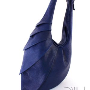 Designer Shoulder Bags On Sale. Armadillo Dark Blue by Diana Ulanova. Buy on women-bags.com