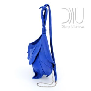 Designer Shoulder Bags For Women. Burgeon Blue 2 by Diana Ulanova. Buy on women-bags.com