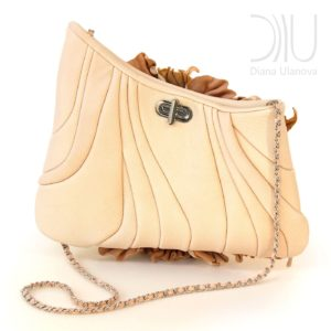 Designer Clutch Bags On Sale. Peony Clutch 2 by Diana Ulanova. Buy on women-bags.com