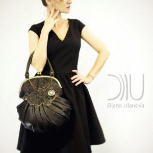 Designer Bags. Retro Black|Retro Black 1|Retro Brown by Diana Ulanova. Buy on women-bags.com