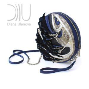 Mini Leather Bag. Fugu 9 by Diana Ulanova. Buy on women-bags.com