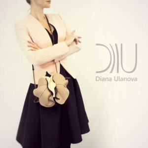 Mini Luxury Bags. Orchid Mini 13 by Diana Ulanova. Buy on women-bags.com