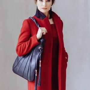 Designer Shoulder Bags For Women. Sputnik Maxi 2 by Diana Ulanova. Buy on women-bags.com