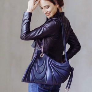 Designer Over Shoulder Bags. Mustang 5 by Diana Ulanova. Buy on women-bags.com