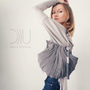 Designer Bags For Women. Shell 12 by Diana Ulanova. Buy on women-bags.com