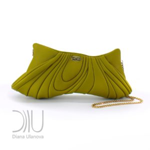 Clutch Bag Designs. Vintage Green by Diana Ulanova. Buy on women-bags.com