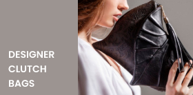Designer leather bags for women by Diana Ulanova
